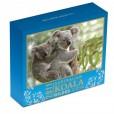 2011 Australian 1oz Silver Koala Coin Gilded