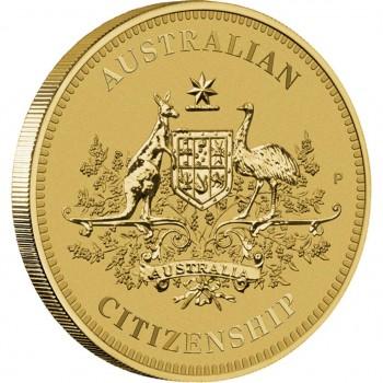 2012 Australian Citizenship $1 Coin