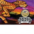 2012 YOUNG COLLECTORS ANIMAL ATHLETES – CHEETAH COIN
