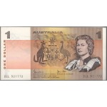 1982 Australian $1 Note x 100 Original Bundle