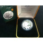 2004 AUSTRALIAN STUDENT DESIGN 50c SILVER PROOF COIN