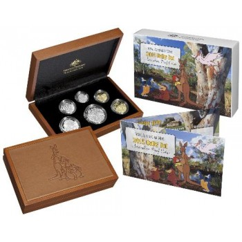 2013 Australian 6-Coin Baby Proof Set