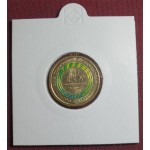 2018 $2 Gold Coast Commonwealth Games Team Coloured Coin
