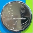 2006 Australian Commonwealth Games 50c Uncirculated Coin - Shooting