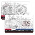 2014 Australia At War 50c Uncirculated Coin - German New Guinea