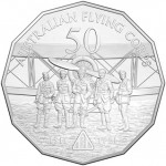 2014 Australia At War 50c Uncirculated Coin - Flying Corps