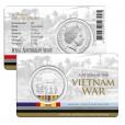 2016 Australian At War 50c Uncirculated Coin - Vietnam