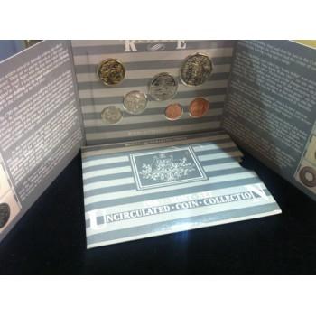 1987 Australian 7-Coin Uncirculated Set