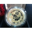 1996 AUSTRALIAN 30th ANNIVERSARY OF DECIMAL CURRENCY SILVER PROOF