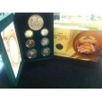 1997 AUSTRALIAN BABY PROOF 6-COIN RARE SET