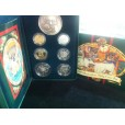 1999 AUSTRALIAN BABY PROOF 6-COIN SET