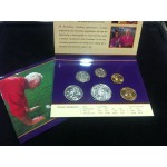 1999 Australian 6-Coin Uncirculated Set