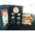 2000 AUSTRALIAN BABY PROOF 6-COIN SET
