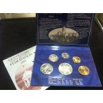 2001 Australian 6-Coin Uncirculated Set