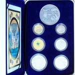 2003 AUSTRALIAN BABY PROOF 6-COIN SET