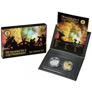 2009 Australian 2-Coin Proof Set