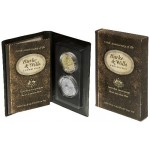 2010 Australian Burke & Wills  2-Coin Proof Set