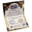 2011 Australian Wool 2-Coin Uncirculated Set