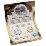 2011 Australian Wool 2-Coin Uncirculated Set
