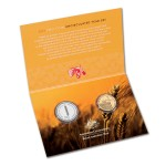 2012 Australian Wheat Fields of Gold 2-Coin Uncirculated Set