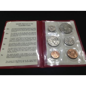 1979 AUSTRALIAN 6-COIN UNCIRCULATED SET