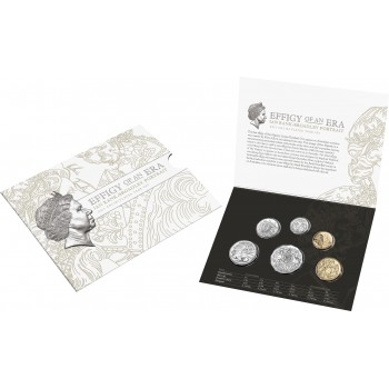 2017 Australian 6-Coin Uncirculated Set