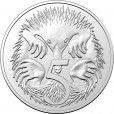 2020 Australian New Effigy 6 Coin Uncirculated Set