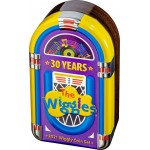 2021 30 Years of the Wiggles 30c Coloured AlBr Uncirculated Scalloped 2-Coin Set