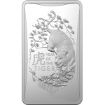 2022 Lunar Year of the Tiger 1/2oz Silver Coin