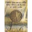 1995 Australian Waltzing Matilda $1 Uncirculated Coin - M Mint Mark