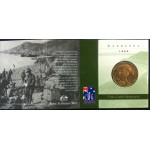 1999 Australian Last ANZACS $1 Uncirculated Coin - C Mint Mark