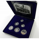 1999 Australian Masterpieces in Silver Set