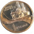 2000 Australian HMAS Sydney II $1 Coin - C Mint Mark