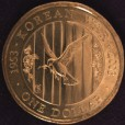 2003 50th Anniversary of the Korean War $1 Uncirculated Coin - S Mint Mark