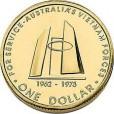 2003 Australian $1 Uncirculated Coin - Vietnam War