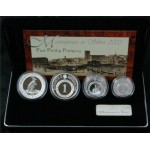2003 Australian Masterpieces in Silver Set