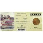 2004 Australian Eureka Stockade $1 Uncirculated Coin - S Mint Mark