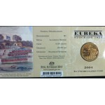 2004 Australian Eureka Stockade $1 Uncirculated Coin - C Mint Mark