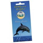 2006 Australian $1 Coloured Ocean Series Coin - Bottlenose Dolphin