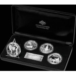 2006 Australian Masterpieces in Silver Set