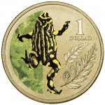 2012 Animals of the Zoo Series - Southern Corroboree Frog