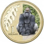 2012 Animals of the Zoo Series - Western Lowland Gorilla
