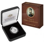 2014 Australian $1 Silver Proof Coin - A Voyage to Terra Australis