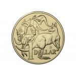 2015 $1 World Money Fair Special Ampelmann Privy Uncirculated Coin
