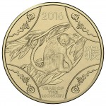 2016 $1 Chinese Lunar Year of the Monkey Uncirculated Coin