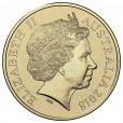 2018 $1 Sir John Monash Uncirculated Coin
