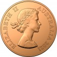 2021 110th Anniversary of the Australian Penny 2-Coin Set