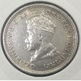 1927 AUSTRALIAN FIRST COMMEMORATIVE SILVER FLORIN - PARLIAMENT HOUSE