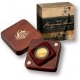 2013 Kangaroo 1/10oz Gold Proof Coin - Explorers' First Sightings
