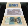 1993 AUSTRALIAN $10 FIRST AND LAST NOTE NPA RELEASE